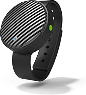 Tech-Life BoomBand –The World's Most Portable Speaker – Waterproof Wearable Bluetooth Speaker, Built-in Mic For Speakerphone–Running, Cycling, Hiking, Camping. 2x Volume of iPhone, Samsung- SPACE GREY