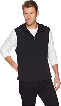 Hooded Tech Total Stretch Vest