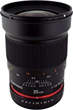 Samyang SY35M-C 35mm F1.4 Fixed Lens for Canon