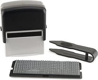 Stamp-Ever DIY Address Stamp, Stamp Impression Size: 3/4 x 2 Inches, Black (6194)