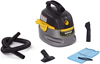 WORKSHOP Wet/Dry Vacs Aspiradora compacta WS0255VA, portátil, húmeda/Seca, aspiradora pequeña de 2.5 galones, aspiradora p...