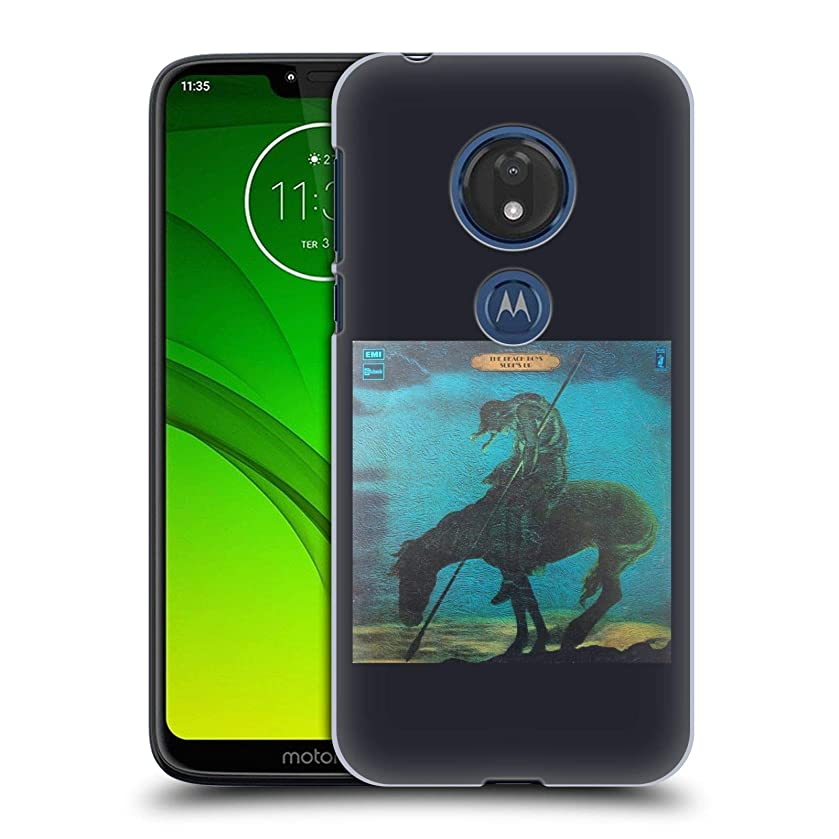 Official The Beach Boys Surfs Up Album Cover Art Hard Back Case Compatible for Motorola Moto G7 Play