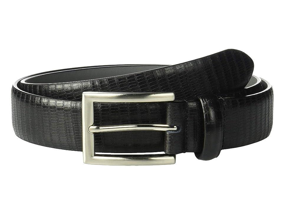 Stacy Adams - Stacy Adams 32 mm Genuine Leather Lizard Belt