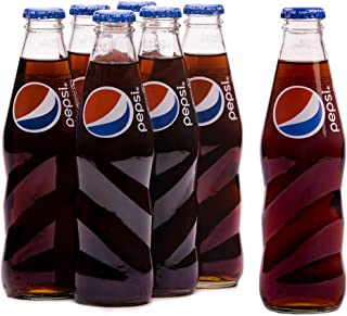 Pepsi, Carbonated Soft Drink, Glass Bottle, 6 x 250ml