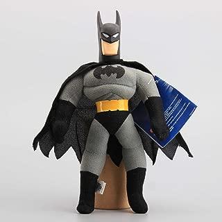 Batman Gray 8 Inch Toddler Stuffed Plush Kids Toys by kidsheaven