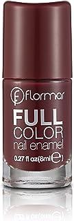 طلاء اظافر تغطية كاملة من فلورمار، FC66، لون بني فاتح