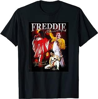 Freddie Mercury Official The Great Pretender Homage T-Shirt