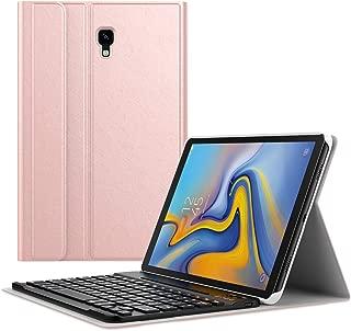 Tastiera Tedesca Custodia Samsung Galaxy Tab a 7 pollici Custodia in pelle astuccio QWERTZ BLU