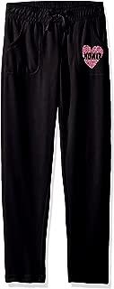 cotton velour leggings