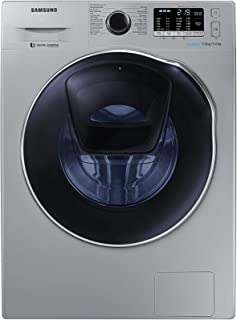 Samsung 7 Kg Wash & 5 Kg Dryer 1400 RPM Washer Dryer with Add Wash, Silver - WD70K5410OS