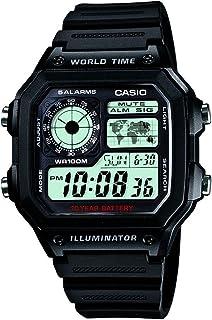 良いおすすめCASIO(カシオ)時計デジタルAE-1200WH-1Aメンズ海外モデル [並行輸入品]と2021のレビュー