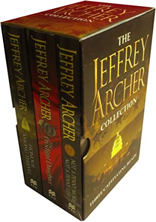 The Jeffrey Archer Collection: Honour Amonst Thieves / Not a Penny More, Not a Penny Less / The Prodigal Daughter