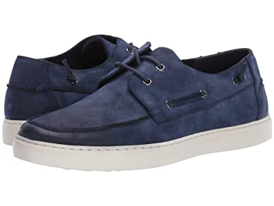 Kenneth Cole Reaction Indy Boat (Navy) Men