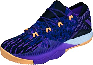 Latest Adidas Crazylight Boost Low 2016 Mens Purple