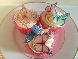 15 mezcla de colores Monarch Butterfly pastel-tapa-