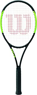 Wilson 2018 Blade 98 (18x20) Countervail Tennis Racquet - Quality String