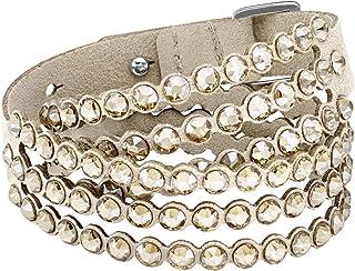 SWAROVSKI Crystal Power Collection Bracelet in Brown