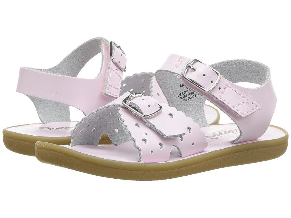 FootMates Ariel (Infant/Toddler/Little Kid) (Rose) Girls Shoes