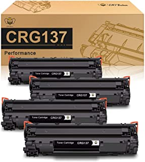 CMYBabee Compatible Toner Cartridge Replacement for Canon 137 CRG137 9435B001AA ImageClass LBP151dw D570 MF211 MF212w MF21...