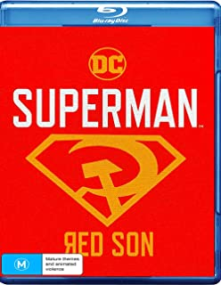 DCU Superman: Red Son (Blu-ray)