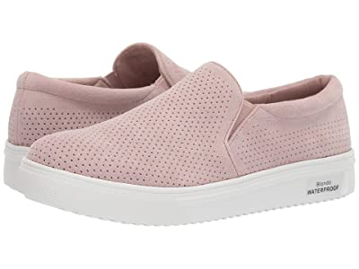 Blondo Gallert Waterproof (Light Pink Suede) Women