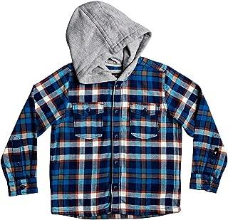 Quiksilver Snap Up Kids Shirt