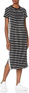 Tommy Hilfiger womens Tommy Hilfiger Short Sleeve Midi Sneaker Dress Midi Sneaker Dress