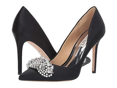 Badgley Mischka Olga (Black) High Heels