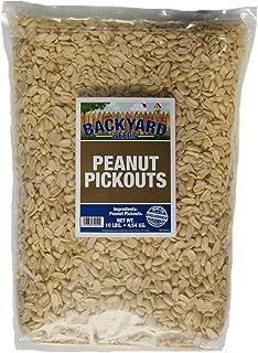 Backyard Seeds Shelled Peanut Pickouts