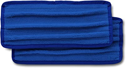 """Unger SpeedClean Window Cleaner Replacement Pads, 11"""", Color Varies"""