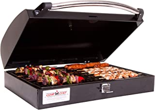 Camp Chef Professional Barbecue Grill Box for 3 Burner Stove (Renewed)