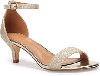 Best rose gold kitten heels Reviews