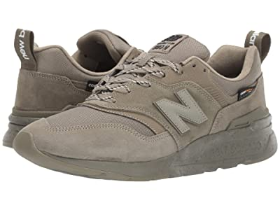 New Balance 997H (Covert Green Suede/Textile) Men