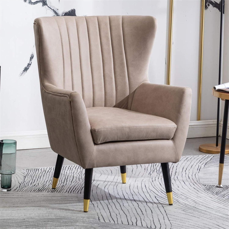Zyuan Chaise Longue Chambre Chaise Canapé-lit Simple Salon, Chaise Confortable, Salon Fauteuil De Chambre ShanDD (Color : C) C