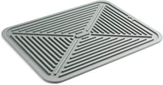 Polder KTH-675-430 Flex In-Sink Drying Mat, For Glasses and Larger Items, 16
