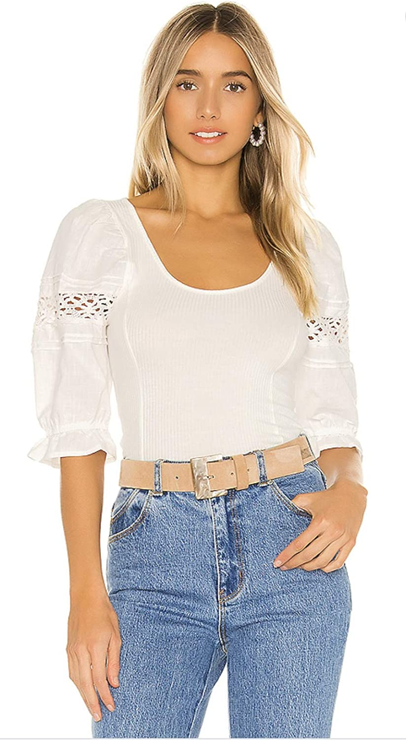 Free People Deluxe Something Beauty products Special T-Shirt
