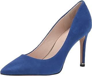 cobalt blue ballet pumps
