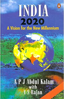 India 2020 A Vision for New Millennium by A P J Abdul Kalam - Paperback