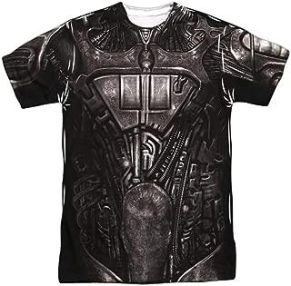 Star Trek Next Generation Borg Costume 1-Sided Big Print Poly T-Shirt