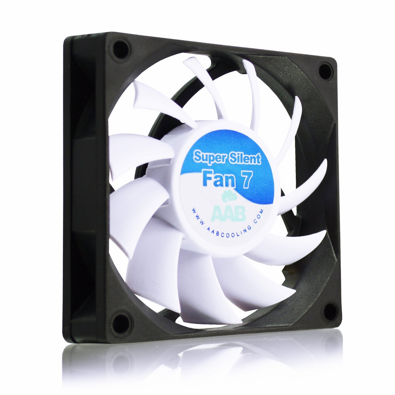 Gelid Solutions Silent 7 de 3 pines de 70mm para la carcasa