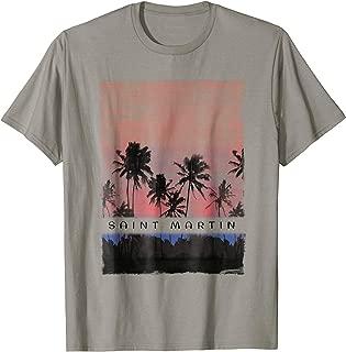 St. Martin Tshirt Caribbean Shirt Beach Tee Men Women Kids