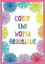 Hello Sunshine Color the World Beautiful Chart