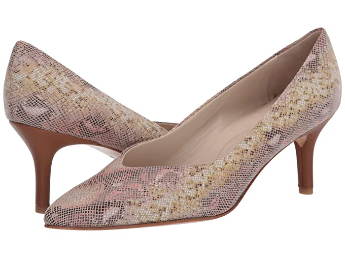 Amalfi by Rangoni  Pascal (Beige VIP Pearl Nocciola Parmasoft) Womens  Shoes