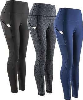 Yoga Pants, High Waist Tummy Control Workout Women Yoga Leggings with Pockets