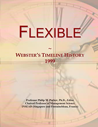 Flexible: Webster's Timeline History, 1999: Icon Group International