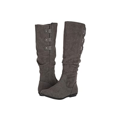 Cliffs by White Mountain Felisa (Charcoal Sueded) Women