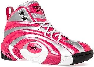 Reebok Shaqnosis OG Kids GS in Silver/Pink/White/Black