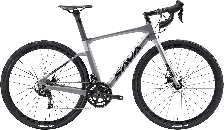 SAVADECK Carbon Gravel Road Wheels Bike Adventu Genuine Free Super Special SALE held Shipping 700Cx40C
