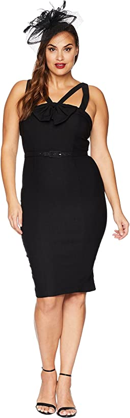 Plus Size Betty Wiggle Dress