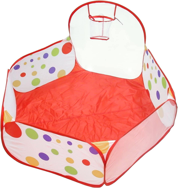 Trendscatola Btuttis tenda + 1.2M Folding Basket Ocean Ocean Play Btutti Pit 1.2M tenda piegante Casa
